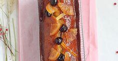 Je crois avoir mis la main sans prétention aucune sur la recette parfaite du cake aux fruits, que se soitniveau texture, goût ou encore ...