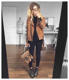 @meleponym sur Instagram : Bien sage ✔ perfection #hidelabel chemise #wonhundred Jean #aninebing sur @cyrielleforkure boots #chloe #chloesusanna @chloe sac #jeromedreyfuss (old) #ootd