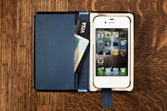 Macgasm.net review of Pad and Quill's iPhone and iPad cases