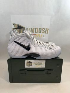 46362b271fb0 Nike Air Foamposite Pro All Star QS AO0817-001 Swoosh Pack Men s Size 13  New  Nike  BasketballShoes