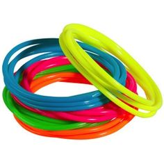 The horrible smell jelly bracelets left after you wore them all day...