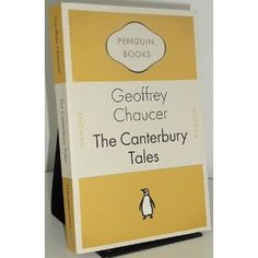 JULY 12 On this day in 1389 Geoffrey Chaucer is appointed to the position of chief clerk of King Richard II's works in Westminster. BOOK OF THE DAY The Canterbury Tales, Penguin Celebrations ediiton