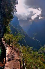 Panoramio - Photo of Madeira is ... nature, PR 9 - Levada do Caldeirão Verde ¦ pilago