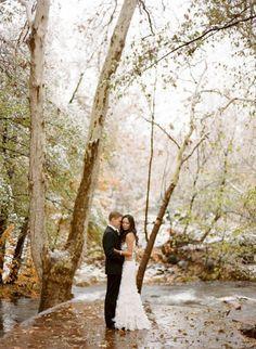 #wedding #forest