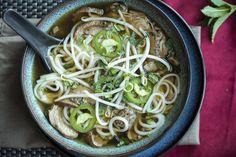 La soupe phô, le bouillon bienfaisant de l'hiver | Le Figaro Madame