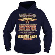 SERGEANT MAJOR T-Shirts, Hoodies. ADD TO CART ==► Funny Tee Shirts