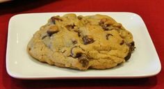 Levain Bakery Chocolate Chip Walnut Cookie Clone--very good. Baked at 385 for 14 min (2.5 and 3 oz sizes) Next time, will use less brown sugar and more white; half butter and half shortening; same temp but a min or 2 less.