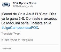 Cata Díaz en vez de Domínguez