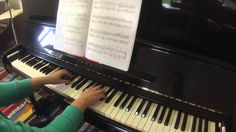 Quiet Lagoon by Jon George RCM Celebration Series Piano Repertoire Grade...