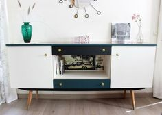 BUFFET VINTAGE RETRO SCANDINAVE