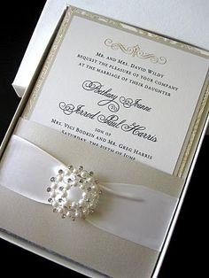 diy wedding invitation belly band  ribbon bow  wedding decor and, invitation samples