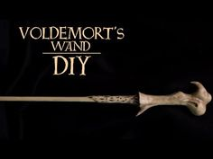Easy Wand Stand - Harry Potter DIY - YouTube