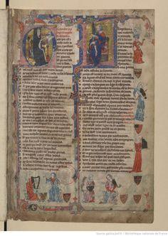 Roman de toute chevalerie, par Eustache ou Thomas de Kent. 1301-1400