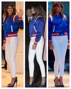 First Lady Melania Trump, Melina Trump, Melania Knauss Trump, Standing Poses, First Lady Melania Trump, First Daughter, Most Beautiful Women, Trendy Outfits, Style Me, Celebrity Style