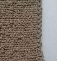 linen stitch tutorial