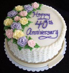 Anniversary Cake 20