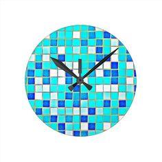 Clocks-Misc/Abstract-Mosaics 8