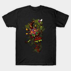 Skull Kid - Mens T-Shirt