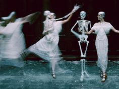 """gnossienne: """" """" Agyness Dean in """"Spooky"""" by Tim Walker for LOVE Magazine (Spring/Summer 2015) """" """""""