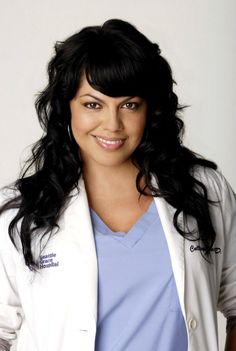 Sara Ramirez-as Callie Torres- Gray's Anatomy Sara Ramirez, Greys Anatomy Music, Watch Greys Anatomy, Grays Anatomy, Anatomy Art, Callie Torres, Sofia Vergara, Jennifer Aniston, Sarah Wayne