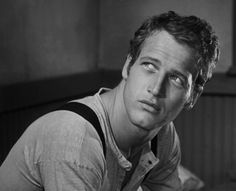 Paul Newman as Billy the Kid on The Left-Handed Gun