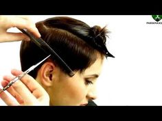 short undercut hairstyle women  Short haircut with side swept bangs   undercut designs  tumblr  - YouTube