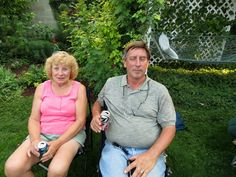 Mark and Peggy Geerling