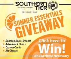 WIN: The Southern Tier Summer Essentials prize pack!
