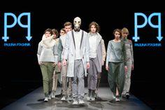PAULINA PTASHNIK, Off Out of Schedule, 10. FashionPhilosophy Fashion Week Poland, fot. Łukasz Szeląg