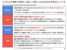 通販で生き残る秘訣セレクト・キュレーション・オムニチャネル http://yokotashurin.com/etc/ec-survival.html