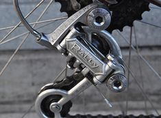 Campagnolo Rally, long cage