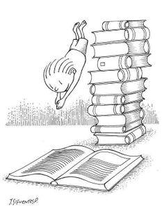 Plonger... dans un livre