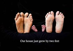Our house just grew by two feet pic