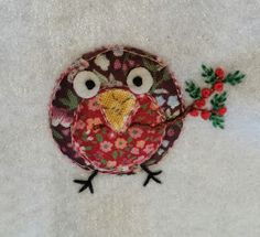 Tilly Tea Dance: WOYWW - Robins and dumflings!