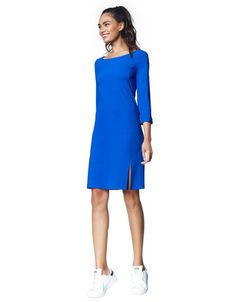Sarah - cobalt - LaDress by Simone
