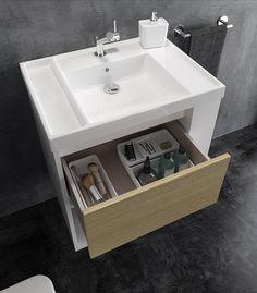 Muebles de baño de diseño #IdeaTuHogar #Decoración
