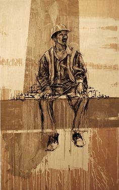 اعمال فنية جميلة جدا للفنانة التشكيلية دينا حدادين