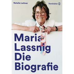 """Natalie Lettner, """"Maria Lassnig: Die Biografie""""– Read our top 10: books for the summer 2017 on hey-woman.com"""