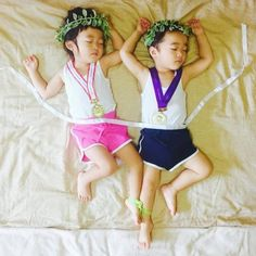 Mom Creates Adventures For Her Twins While They Sleep And The Result Is Wonderful