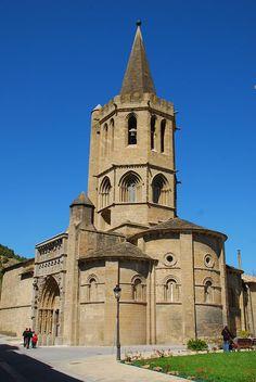 Iglesia de Santa María la Real, Sangúesa. Navarra.
