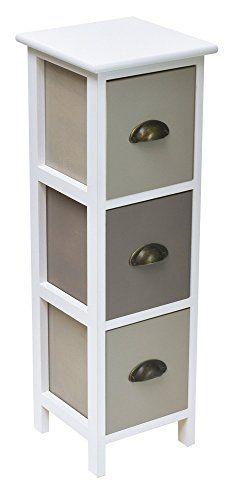 Meuble 3 tiroirs avec poignées en métal - Bicolore TAUPE ... https://www.amazon.fr/dp/B01BGWFDSO/ref=cm_sw_r_pi_dp_WalhxbP7TBZJX