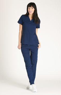 Pijamas Cute Scrubs, Pilates, Scrubs Uniform, Joggers Outfit, Medical Uniforms, Medical Scrubs, Scrub Pants, Work Attire, Comfortable Fashion