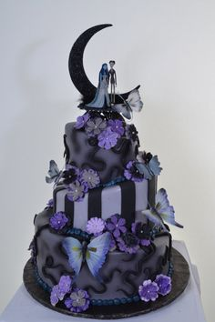 corpse bride!...wouldnt have it but its kinda cool!