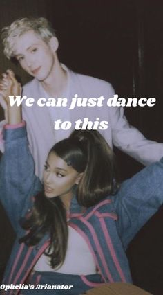 Ariana Grande Wallpaper, Cool Lyrics, Troye Sivan, Dangerous Woman, Song Quotes, Just Dance, These Girls, Love Songs, Pretty Girls