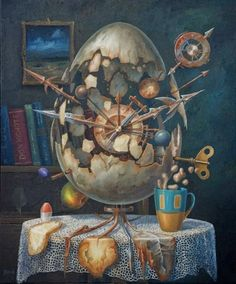 Jaroslaw Jasnikowski  Surrealism and Visionary art - Diniz Chico - Google+