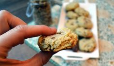 Paleo Girls Kitchen: Date Night Cookies Check out the website to see Paleo Cookies, Gluten Free Cookies, Cookie Recipes, Pecan Cookies, Chip Cookies, Paleo Sweets, Paleo Dessert, Healthier Desserts, Paleo Food