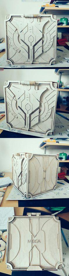 handmade hextech box from League of Legends//what a beauty