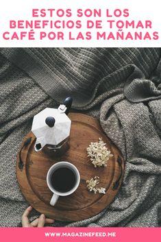 Estos son los #Beneficios de tomar #Café por las mañanas Recipes, Frases, Coffee Cup, Healthy, Breakfast, Tips, Food Recipes, Rezepte, Recipe