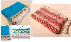 bolsa-en-crochet-paso-a-paso Sewing, Bags, Fashion, Good Ideas, Crochet Bags, Crochet For Beginners, Silk Thread, Amigurumi, Handbags