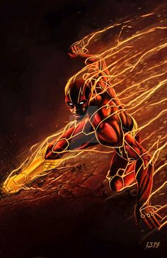 The Flash by 1314 on DeviantArt